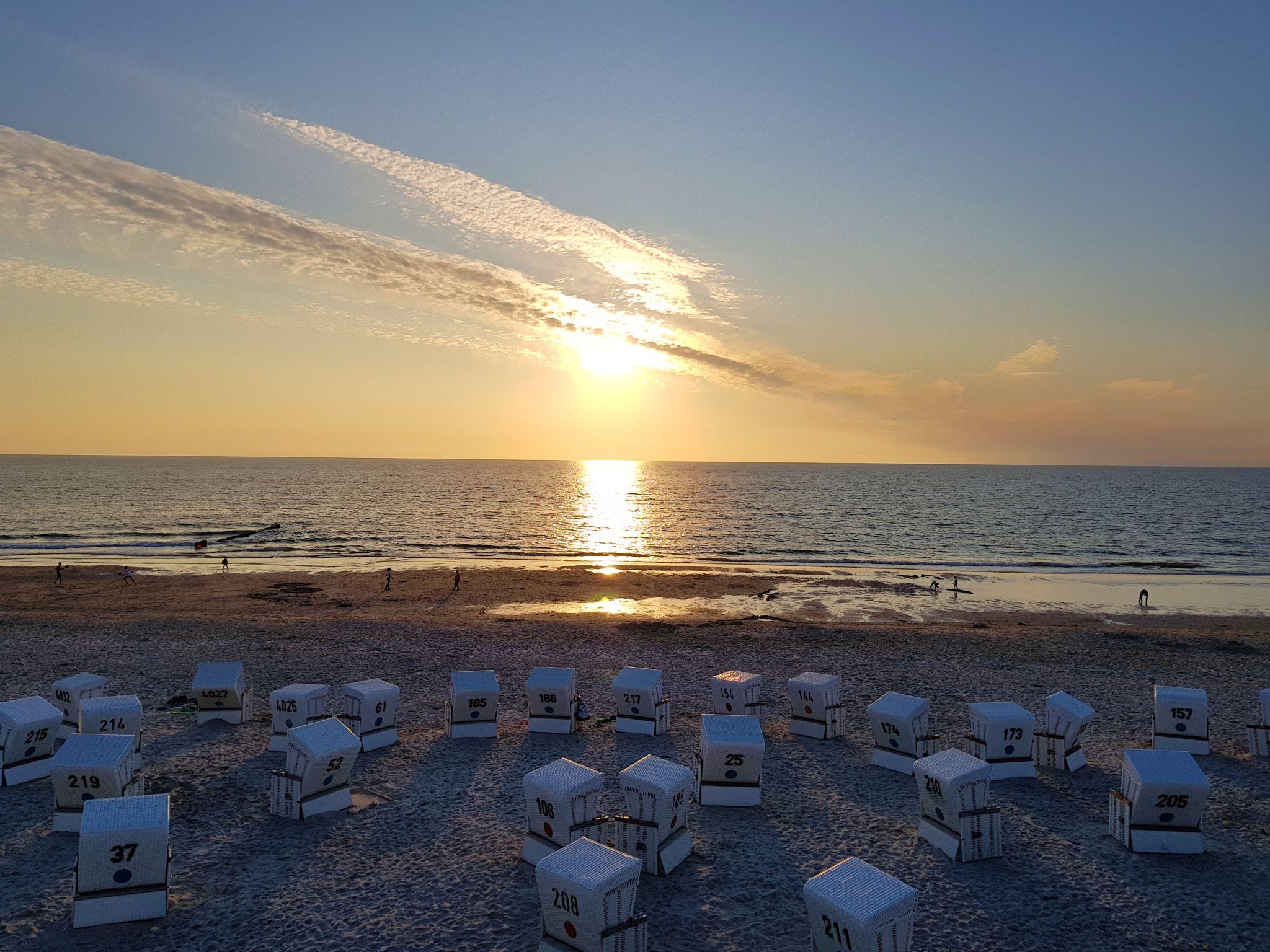 Vegan-auf-Sylt-Reisebericht-Strand-Kampen