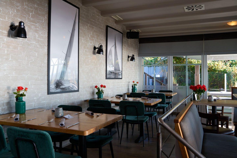 Strandrestaurant-Badezeit-Sylt