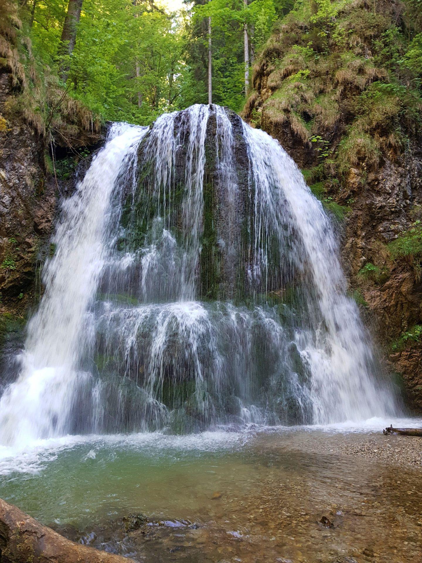 Josefstaler-Wasserfälle