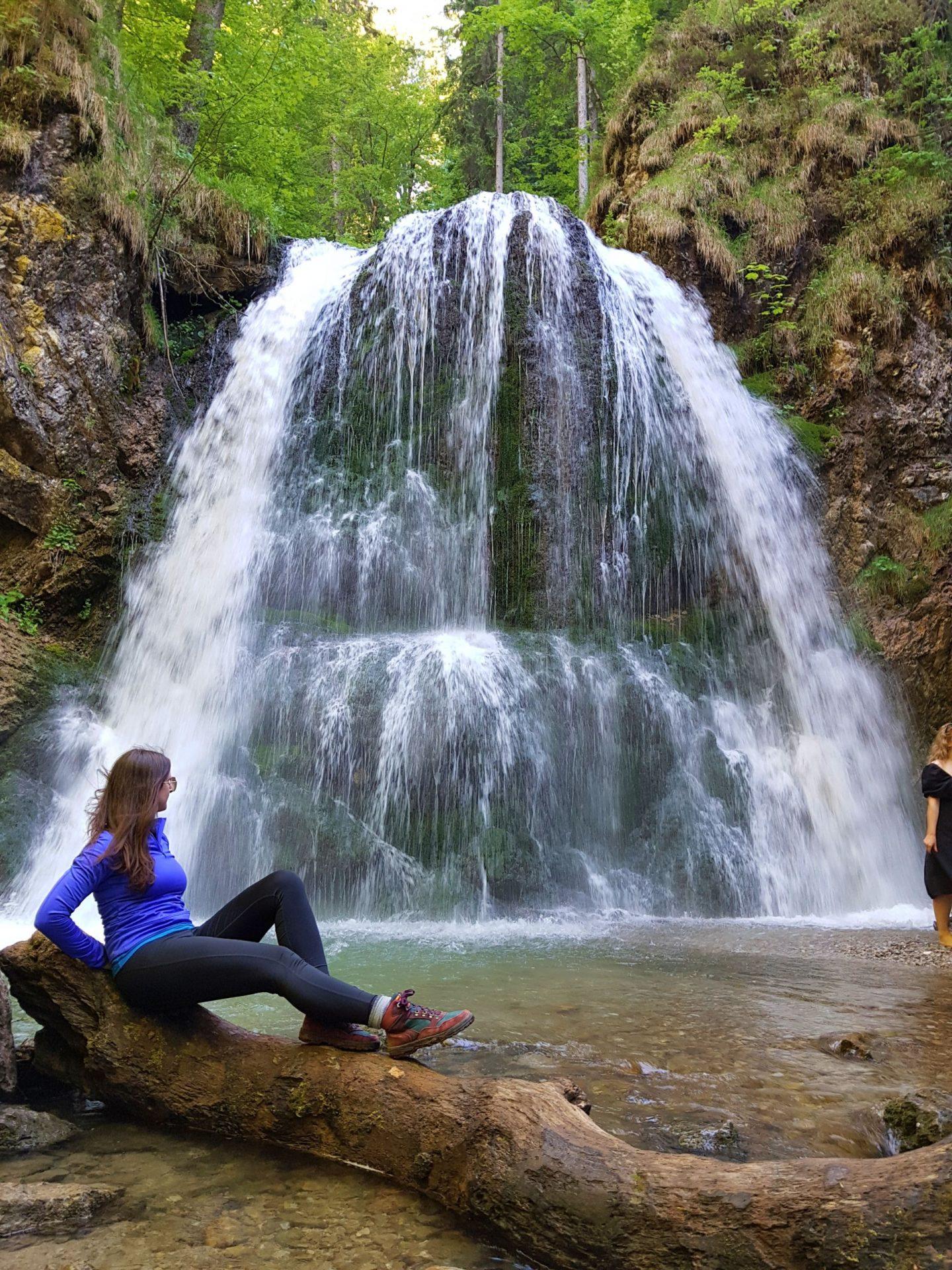Josefstaler-Wasserfälle-Tour