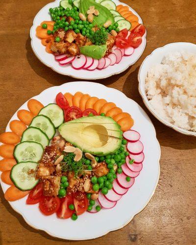 Poke Bowl-selber-kochen-auf-Sylt