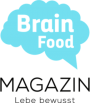 Logo Brain Food Magazin